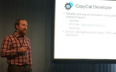 Présentation de Copycat