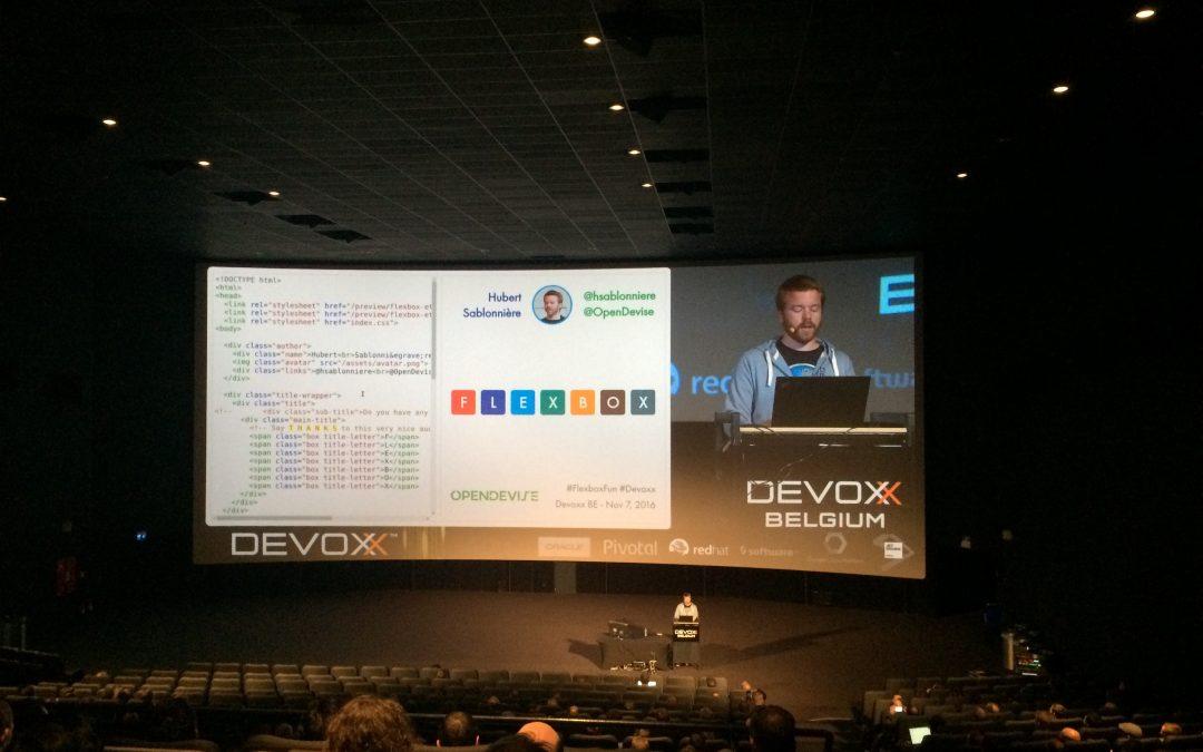 Devoxx Belgique