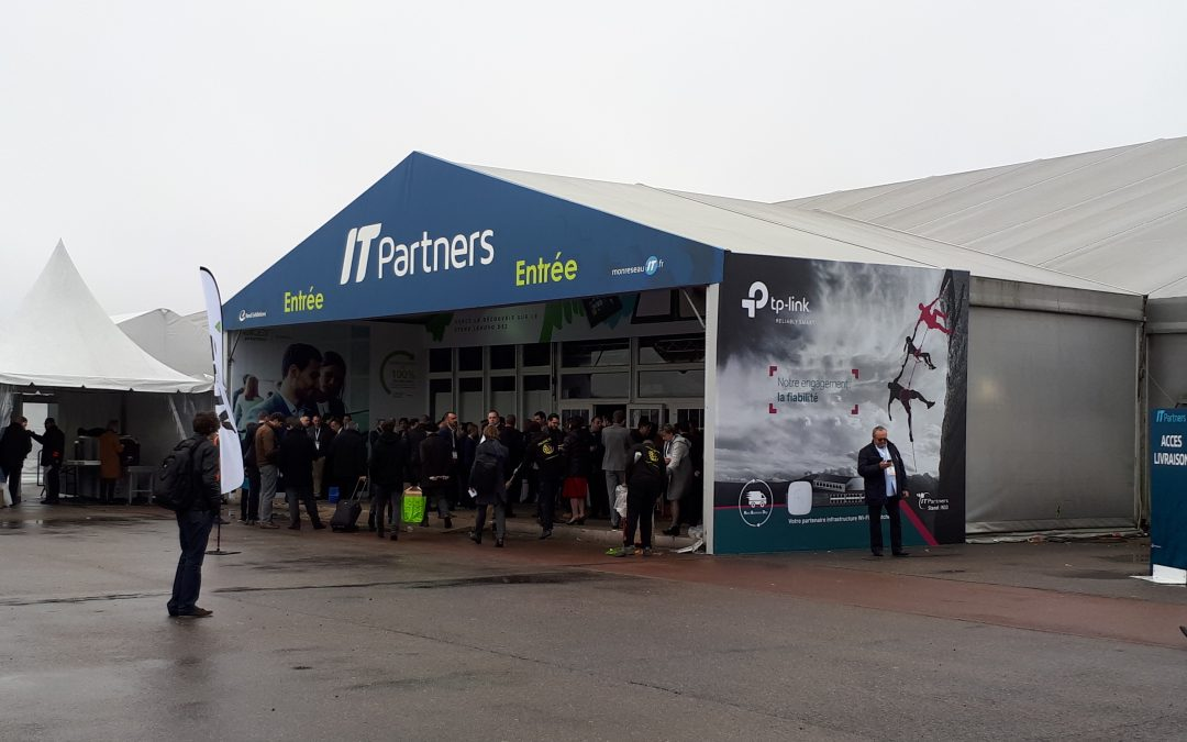 IT Partners – 8 & 9 mars 2017