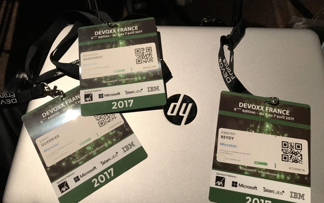 DEVOXX France – La Conférence des développeurs passionnés !