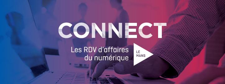Rencontrez-nous au Salon CONNECT – Les RDV d'affaires du numérique – 5 juillet 2018